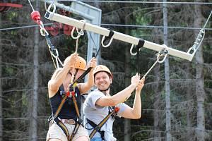 Adrenalin park Jedlová