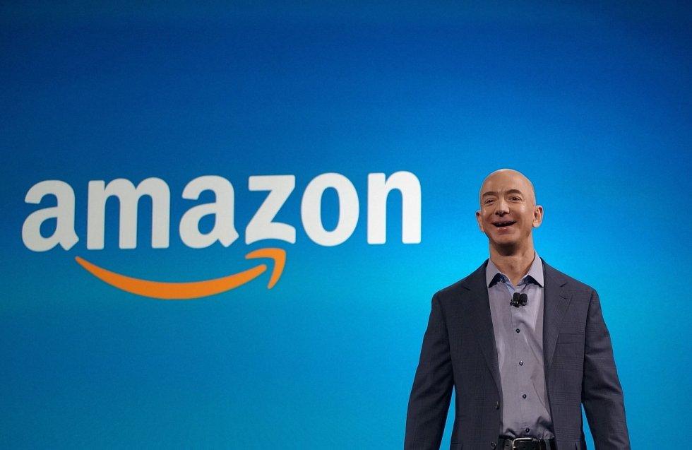 Zakladatel Amazon Jeff Bezos