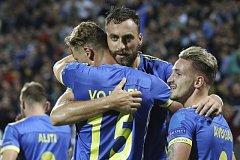 Kosovo slaví, proti Faerským ostrovům si připsalo první výhru v ostrém zápase v historii (2:0).