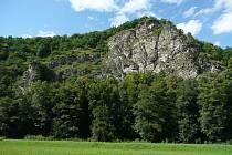 Vraní skála v Národním parku Podyjí