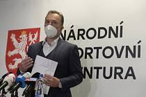 Bývalý předseda Národní sportovní agentury (NSA) Milan Hnilička