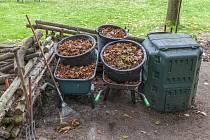 S nadcházejícím podzimem nás na zahradě čeká spousta práce. Snažte se shrabat a ostřihat všechno, co hrozí šířením plísně a hniloby.