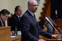 Ústavní soudce Tomáš Lichovník.