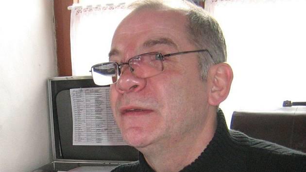Režisér Pavel Linhart