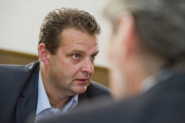 Poslanec Zdeněk Ondráček