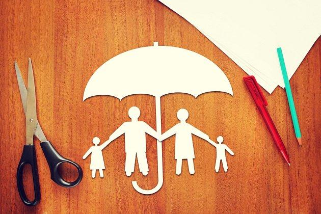 Životní pojištění, ilustrační foto
