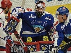 Ilustrační foto. Hokejisté Ruska v Karlových Varech zdolali Finsko 3:2.