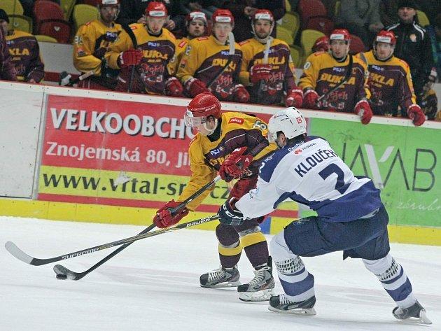Jihlava v prvním čtvrtfinále zdolala Kladno