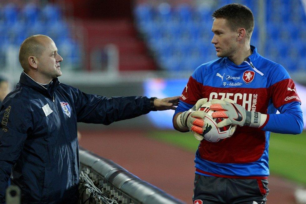 Příprava na zápas: Tomáš Vaclík