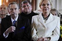 2011. Bývalý prezident Václav Havel obdržel 2. září čestné občanství Prahy 6. Na slavnostním ceremoniálu ho doprovázela manželka Dagmar Havlová.