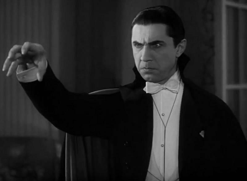 Legendární Drákula 30. let. Béla Lugosi ve snímku z roku 1931