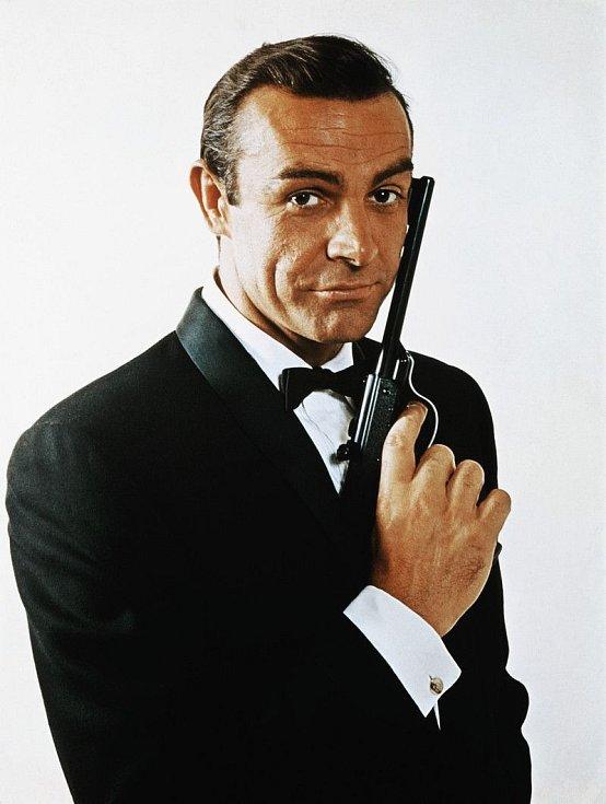 James Bond v podání Seana Coneryho