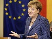 Angela Merkelová v roce 2014