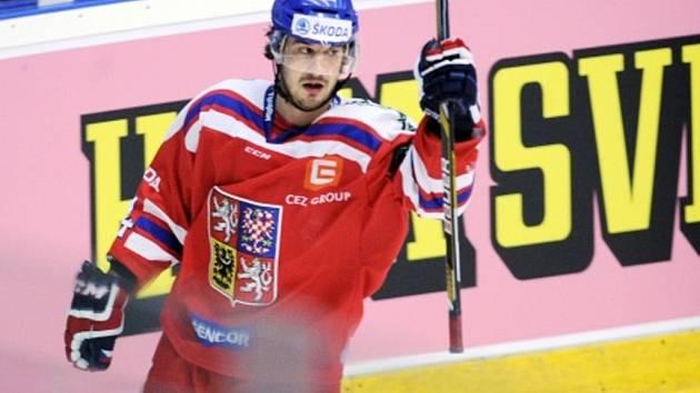 Martin Zaťovič se raduje z gólu proti Švédsku.