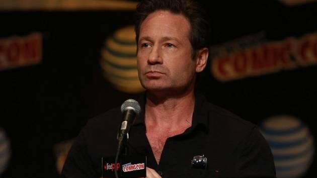 V nových šesti příbězích se v rolích agentů FBI Foxe Muldera a Dany Scullyové opět objeví herci David Duchovny (na snímku) a Gillian Andersonová.