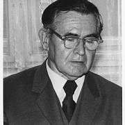 Autor legendárního kresleného seriálu Rychlé šípy Jaroslav Foglar.