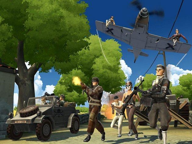 Počítačová hra Battlefield Heroes