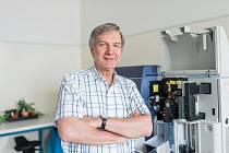 Rostlinný genetik Jaroslav Doležel