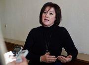 V obci Městec na Chrudimsku volí občané do Komunálních a Senátních voleb 2018 v Obecním domě.