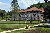 Jurkovičův dům, Lázně Luhačovice