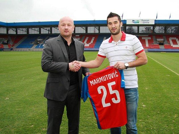 Aidin Mahmutovič dostal dres s číslem 25