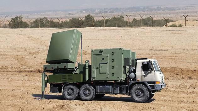 Radar ELM 2084 MMR
