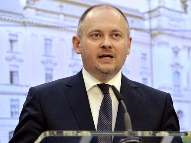 Předseda Asociace krajů ČR Michal Hašek.