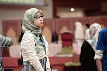 Muslimské ženy, ilustrační foto