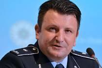 Policejní prezident Tomáš Tuhý.