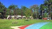 sportovně relaxační areál v Hluboké nad Vltavou