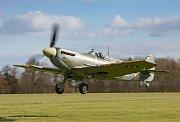 Unikátní letoun Spitfire AR501