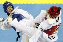 Ilustrační foto - taekwondo