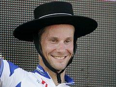 Vítěz 3. etapy cyklistické Vuelty Tom Boonen