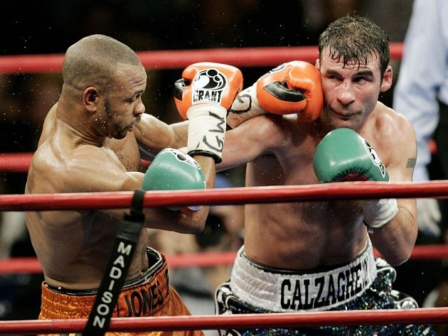 Ilustrační foto - V ringu se Čechům v Liverpoolu nedařilo.