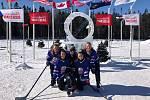 Prague Ice Ladies na mistrovství světa v Kanadě