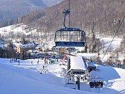 Bavorský Lohberg je ráj pro vyznavače zimních sportů.