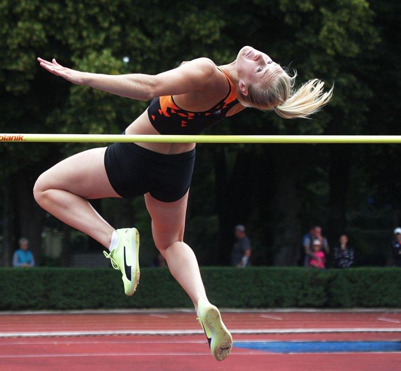 Atletická extraliga v Kladně přinesla řadu výborných výsledků.