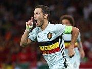 Eden Hazard, Belgie