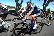 Ryder Hesjedal na Tour de France.