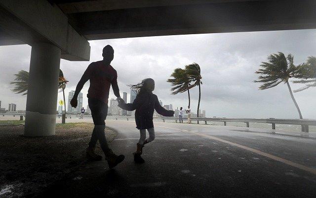 Florida očekává Irmu