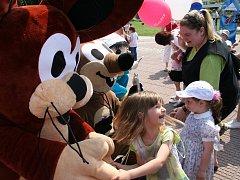 Karnevalem začal na zlínském náměstí Míru 48. ročník Mezinárodního festivalu filmů pro děti a mládež