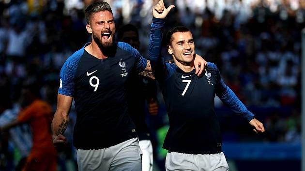 Francie - Argentina