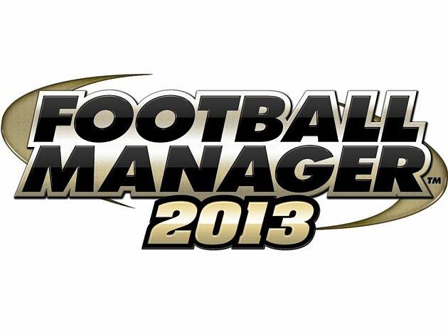 Počítačová hra Football Manager 2013.