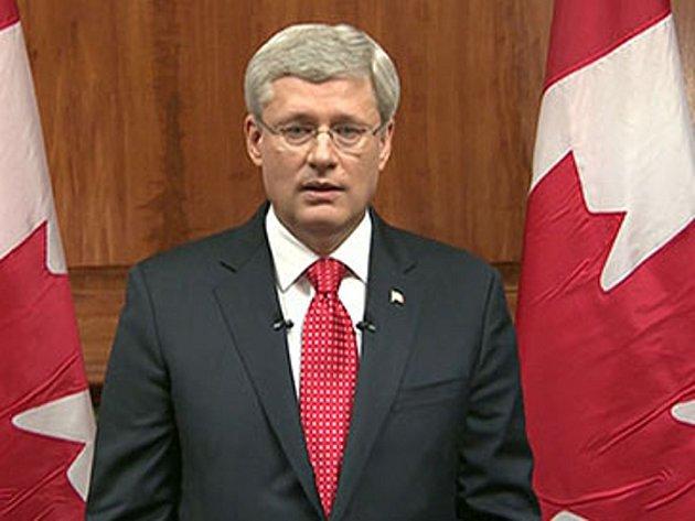 Kanada se středečním útokem v Ottawě nenechá zastrašit, ale zároveň zintenzivní svůj boj proti terorismu, řekl dnes na tiskové konferenci premiér Stephen Harper.