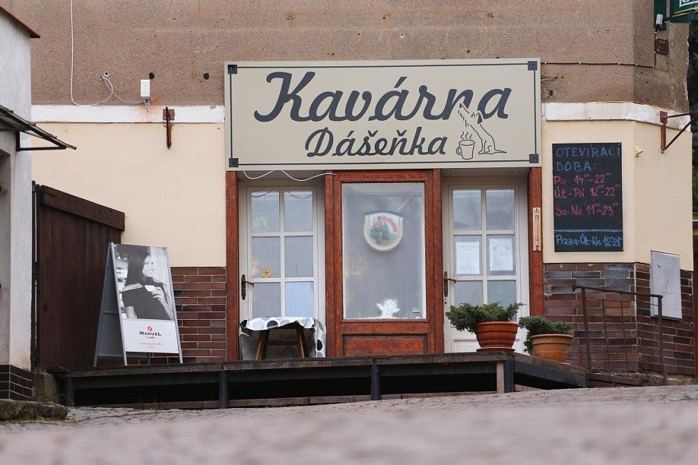 Svatoňovická kavárna se stylovým názvem