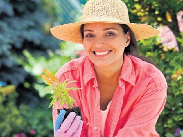 Za péči se odvděčí. Kdo vsadí na správné trvalky, tak mu část zahrady pokvete po většinu roku.