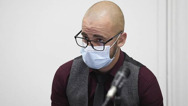 Dominik Nováček vystupující v dokumentu V síti stanul 13. listopadu 2020 před senátem Městského soudu v Praze