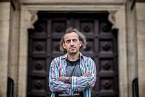 Spisovatel Martin Vopěnka poskytl 27. června v Praze rozhovor Deníku.