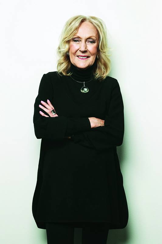 Architektka Eva Jiřičná.