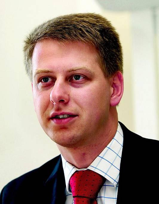 Ekonomický analytik a šéf společnosti Partners Tomáš Prouza.